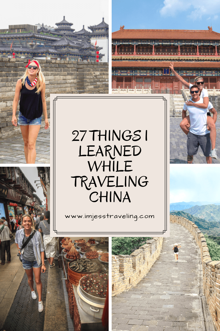 27 Things I Learned Backpacking through China