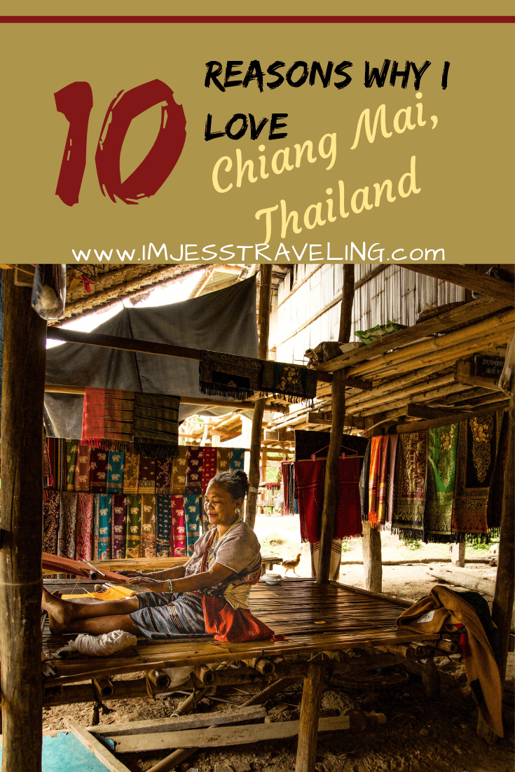 10 Things to see in Chiang Mai, Thailand