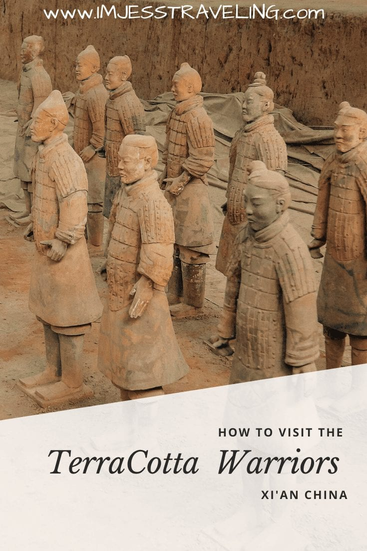 How to Visit the Terracotta Warriors Xi\'An, China