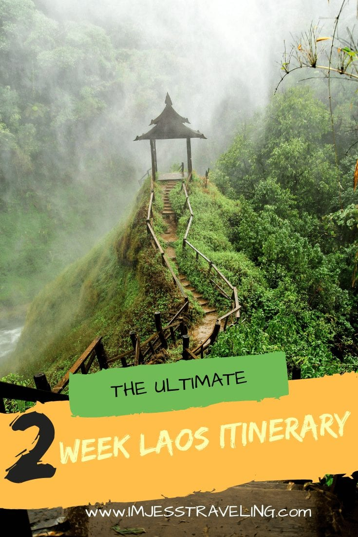 The Ultimate 2 Week Laos Itinerary