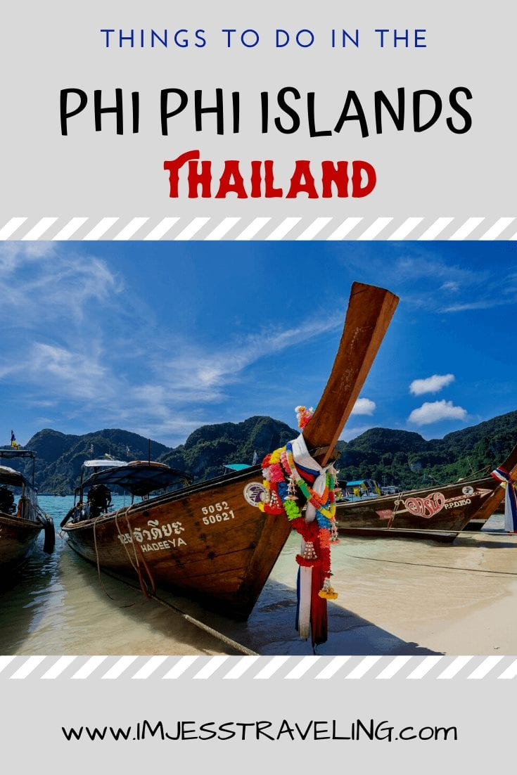 Things to do in the Phi Phi Islands