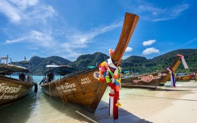 10 Things to do in the Phi Phi Islands