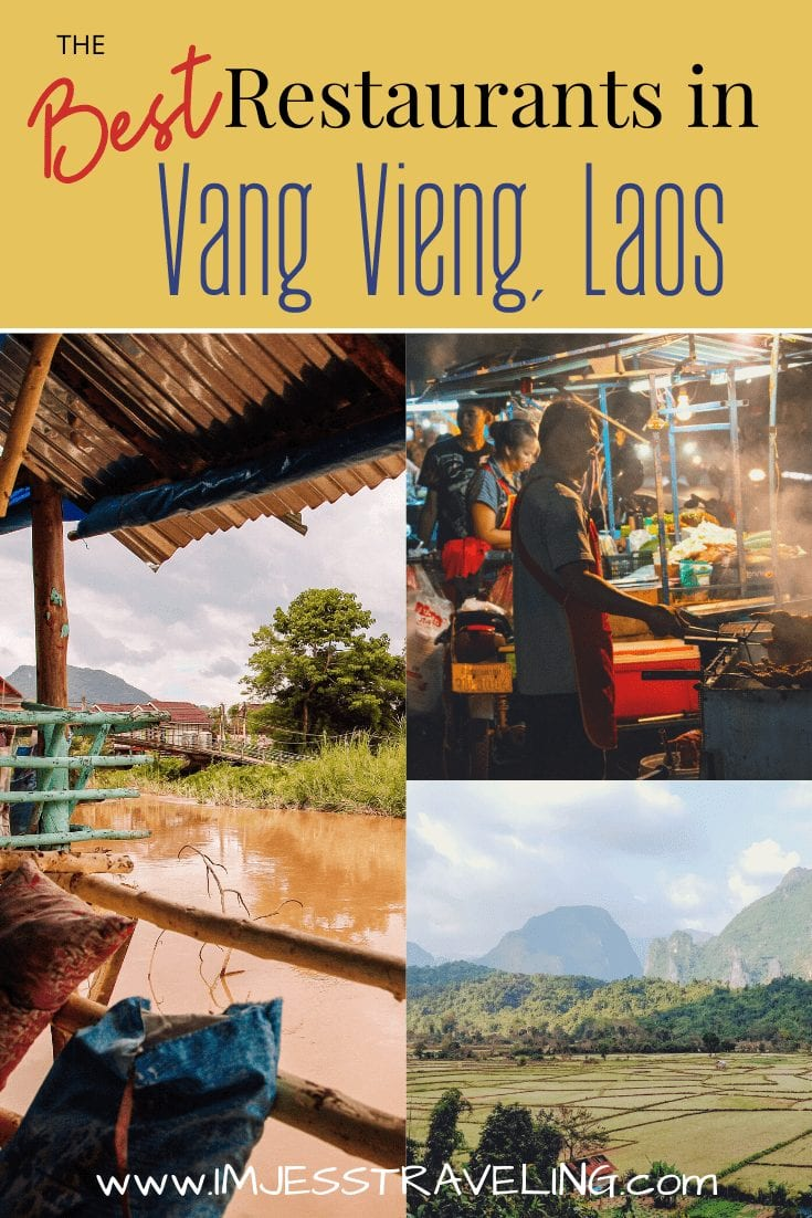Best Bars & Restaurants in Vang Vieng, Laos