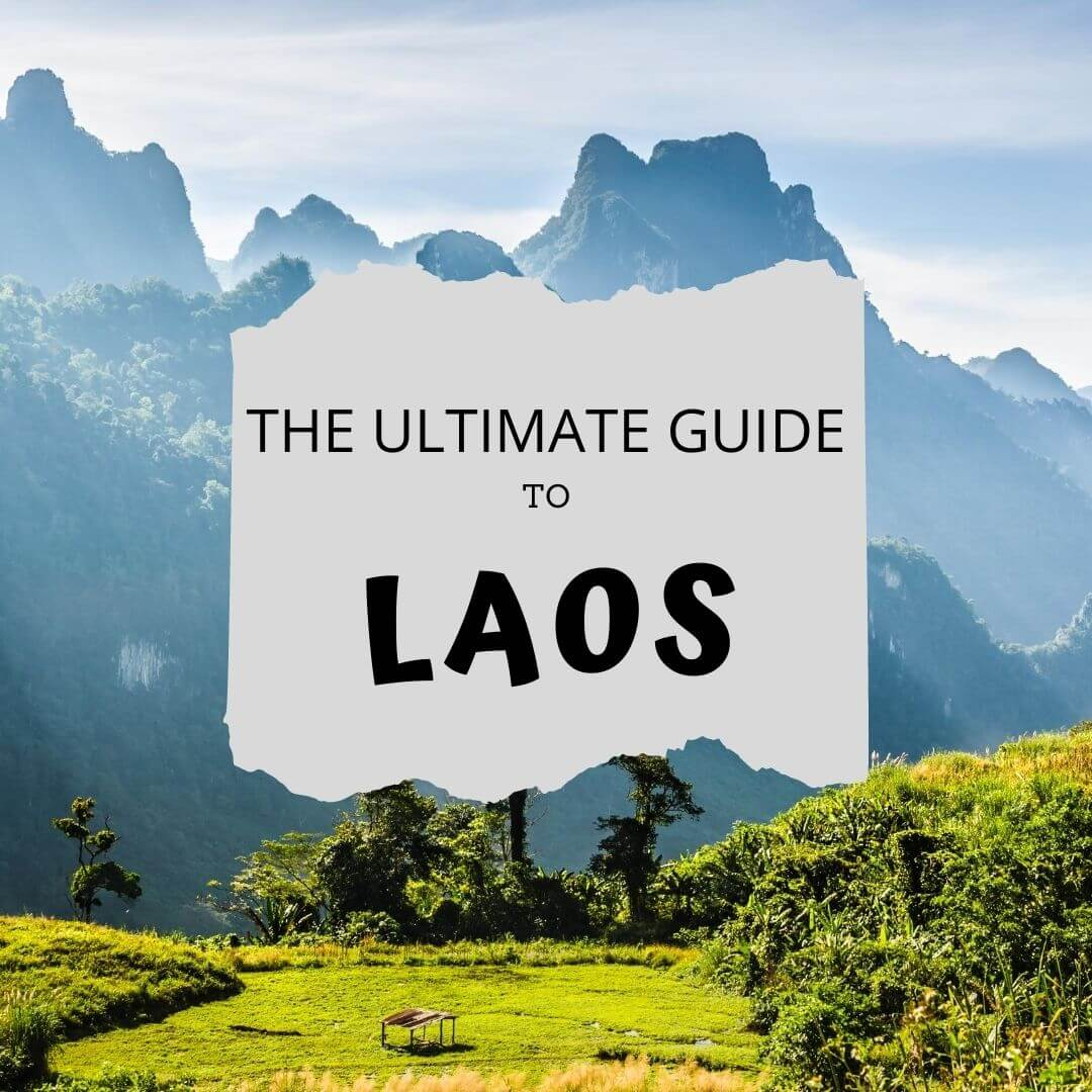 The Ultimate Guide to Laos with I'm Jess Traveling