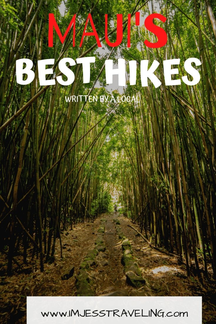Maui's Best Hikes with I'm Jess Traveling