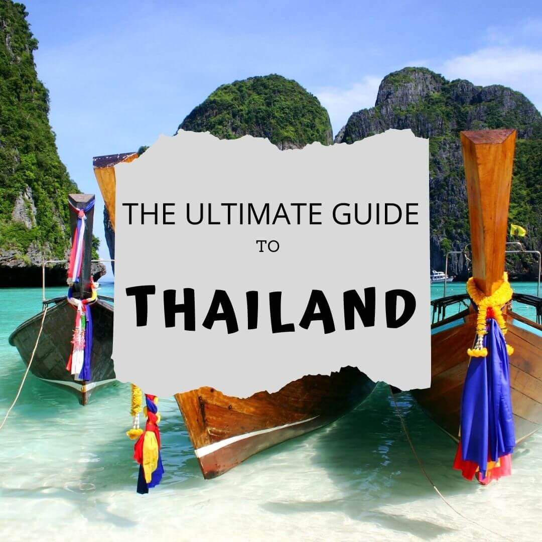 The Ultimate Guide to Thailand with I'm Jess Traveling