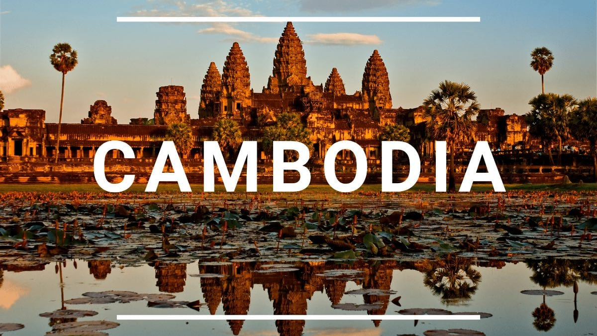 Cambodia Travel Guide with I'm Jess Traveling