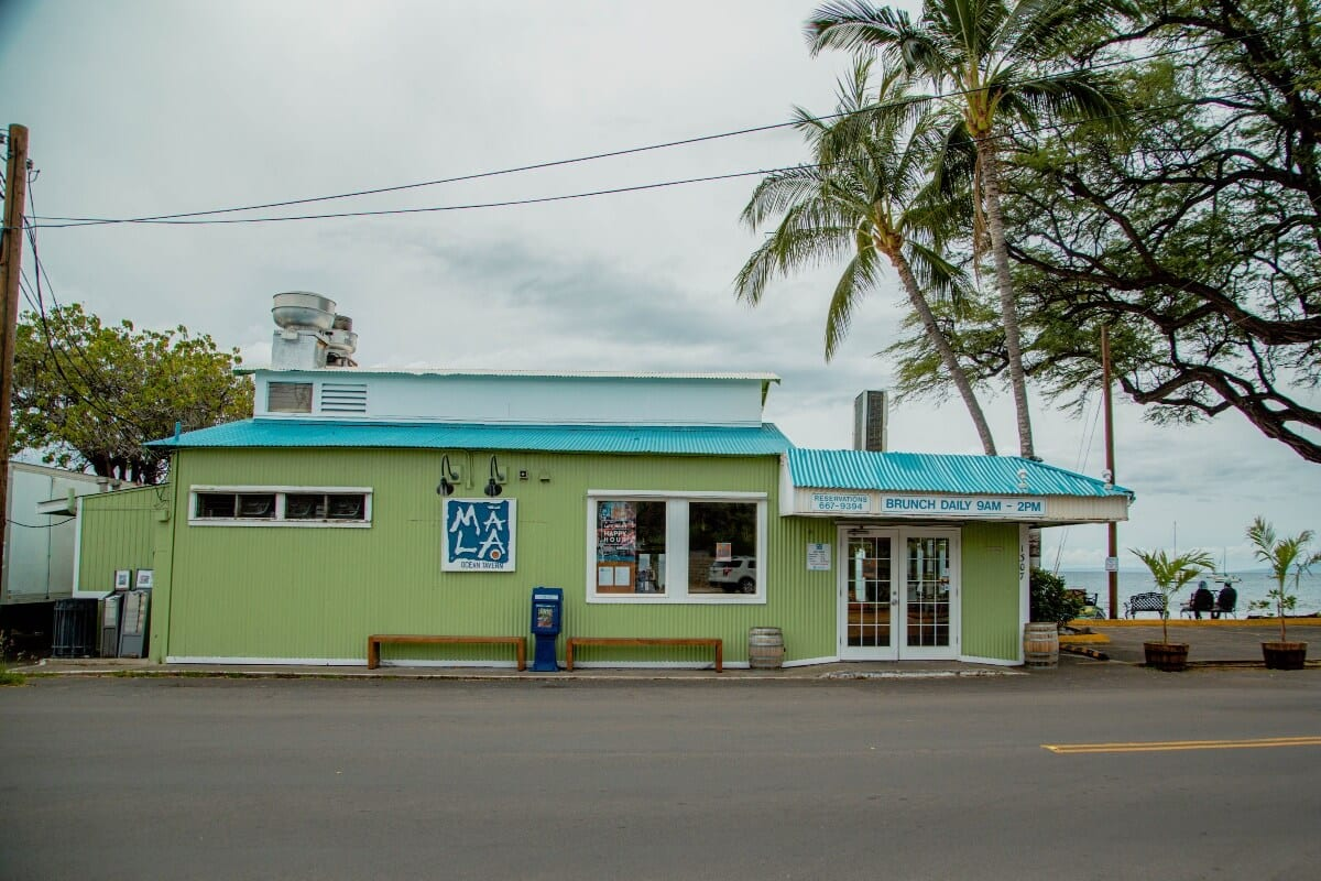 Mala restaurant one of the best Restaurants in Lahaina