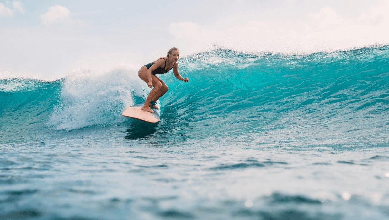 Surfing in Maui a budget friendly adventure