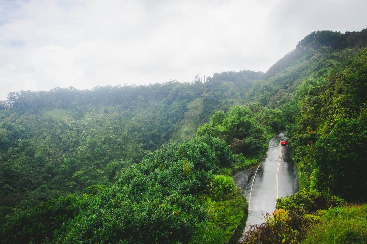 The best stops on the road to Hana, Maui, HI
