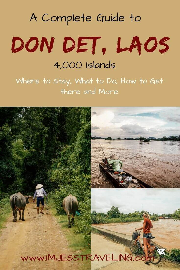 Don Det, Laos - A Guide to 4000 Islands Laos