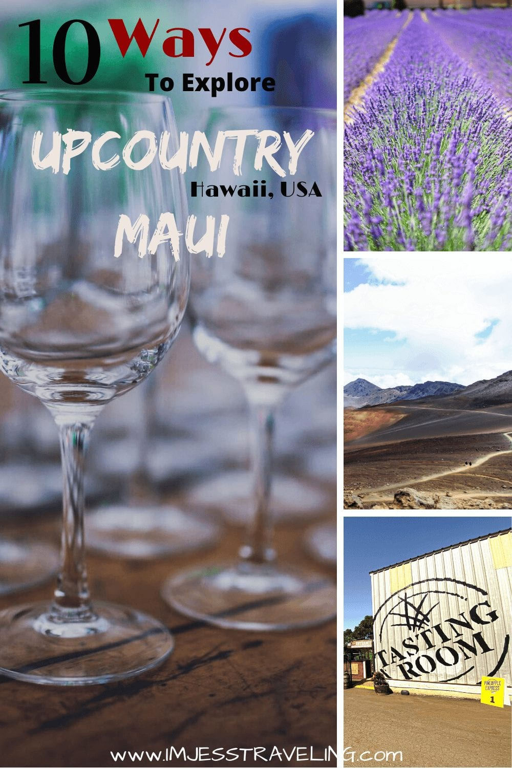 Ways to Enjoy Upcountry Maui with I'm Jess Traveling