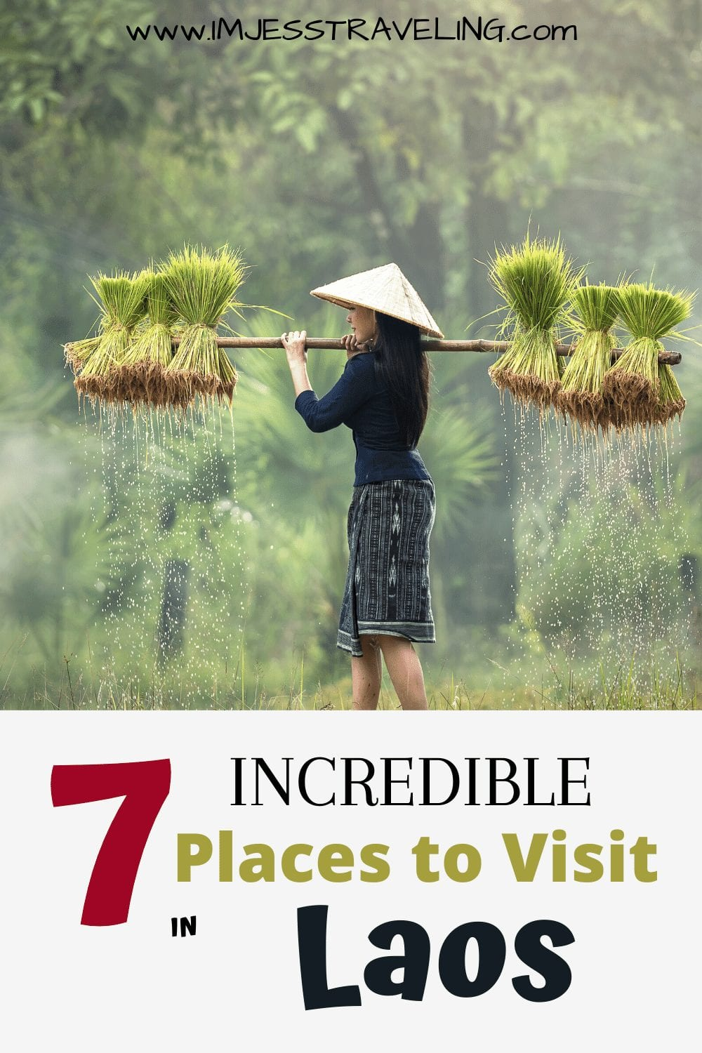 Unbelievable Places to Visit in Laos with I'm Jess Traveling
