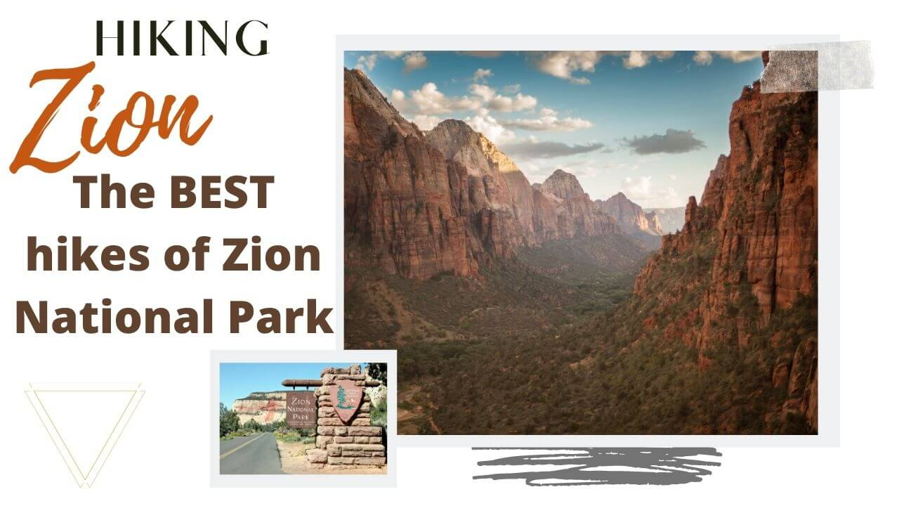 The best hikes of Zion National Park