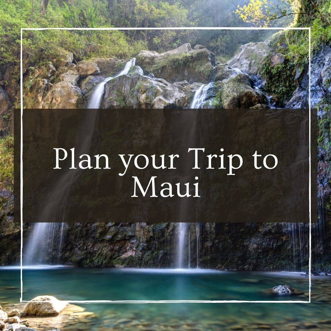 Maui Travel blogger I'm Jess Traveling