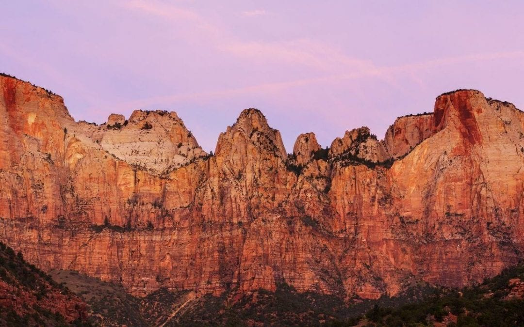 Zion National Park in 2 Days