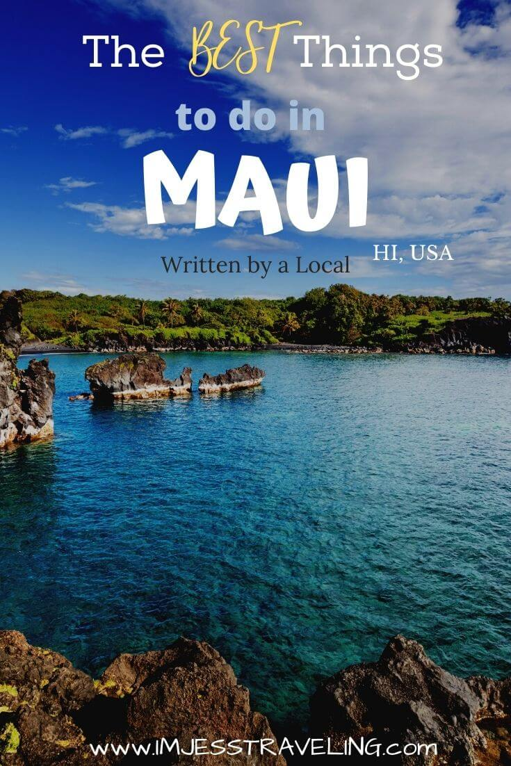 15 Epic Things to Do in Maui, HI