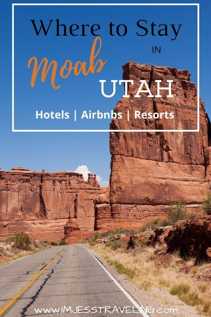 Where to Stay in Moab with I'm Jess Traveling