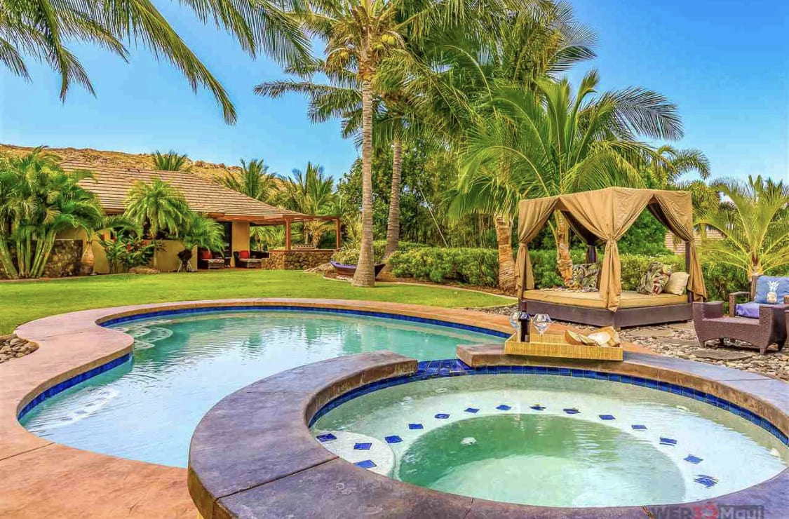 Peoples Cabana Airbnb in Lahaina Maui