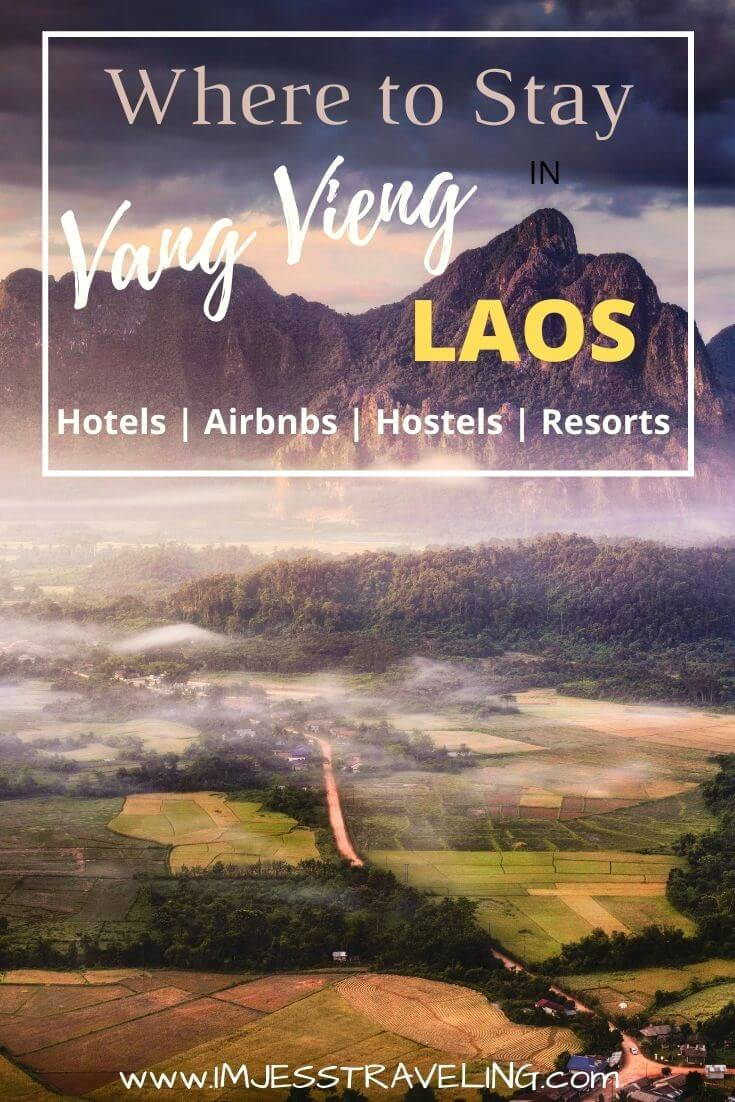 Best Places to stay in Vang Vieng Laos