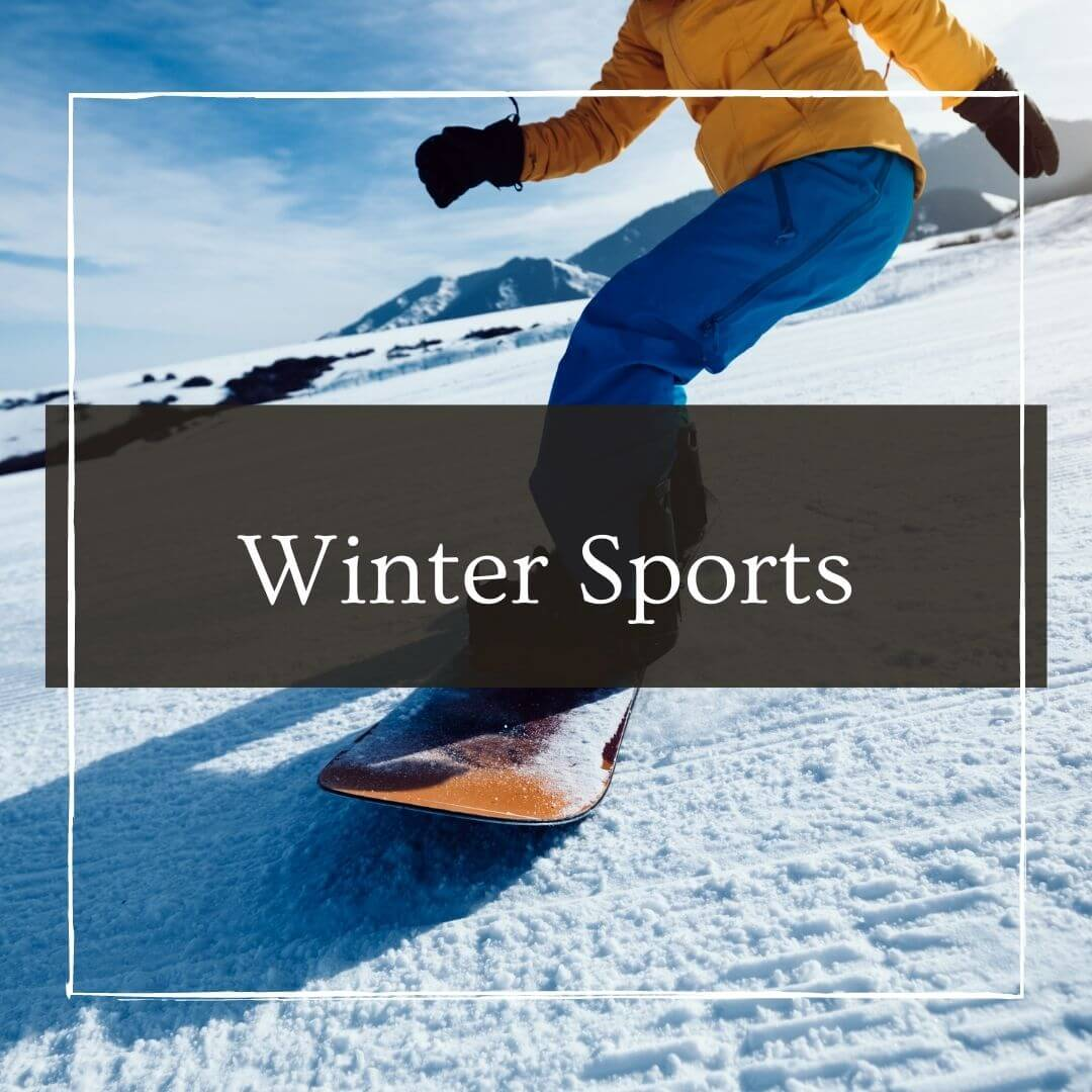 Winter Sports Travel Guides with I'm Jess Traveling