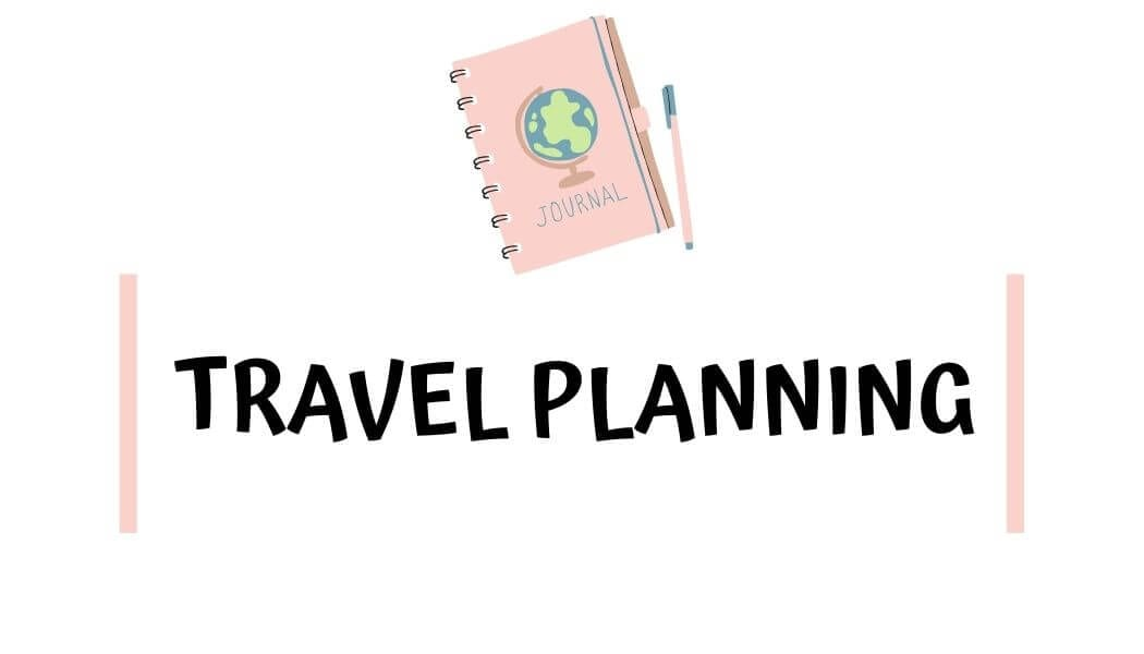 Travel Planning with I'm Jess Traveling