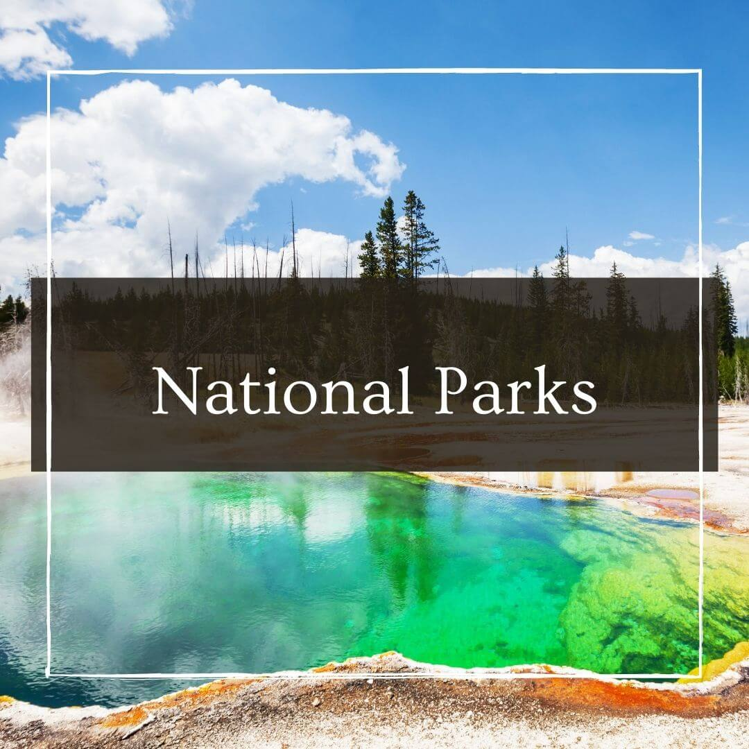 National Park Guides with I'm Jess Traveling