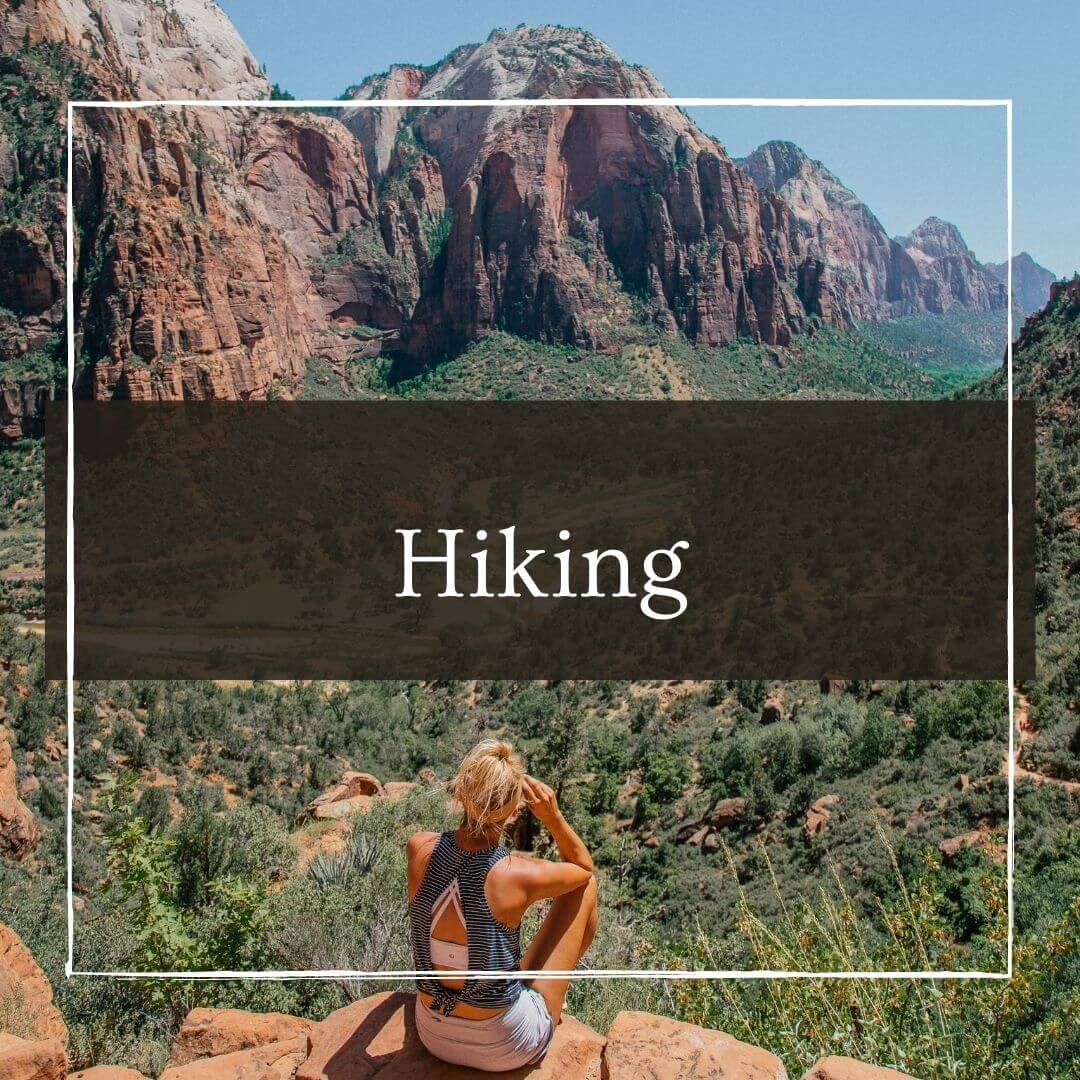 Hiking Guides with I'm Jess Traveling