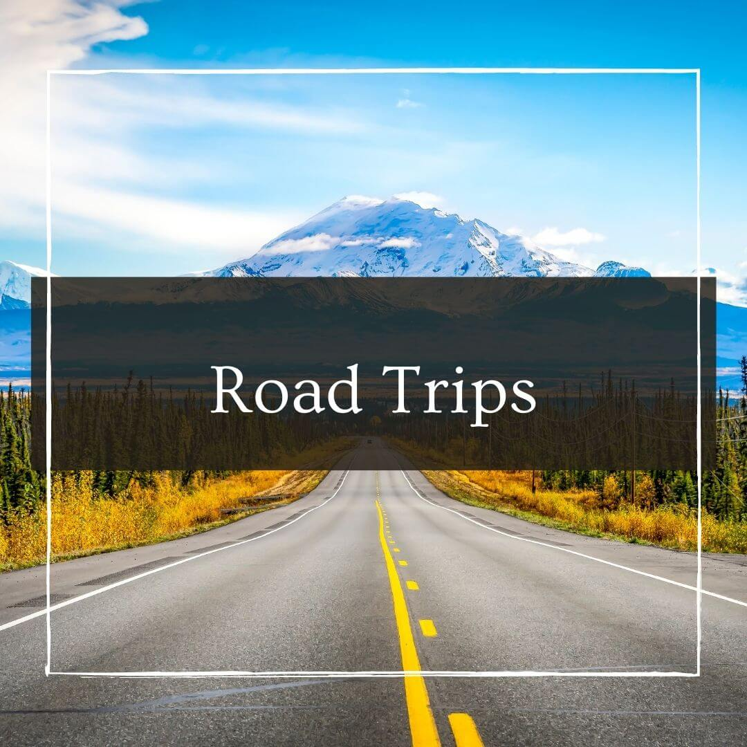 Road Trip Guides with I'm Jess Traveling