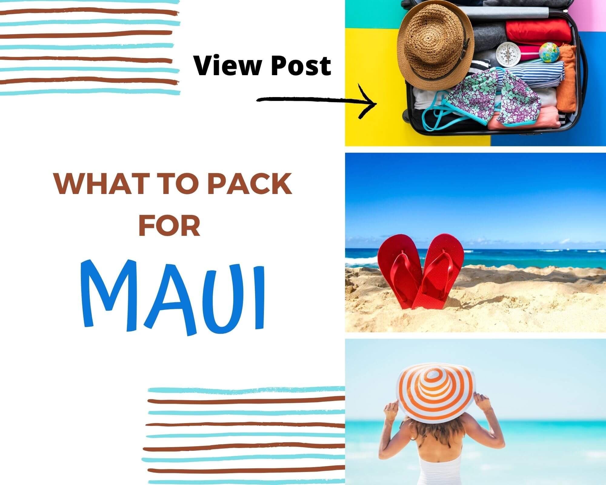 What to pack for maui