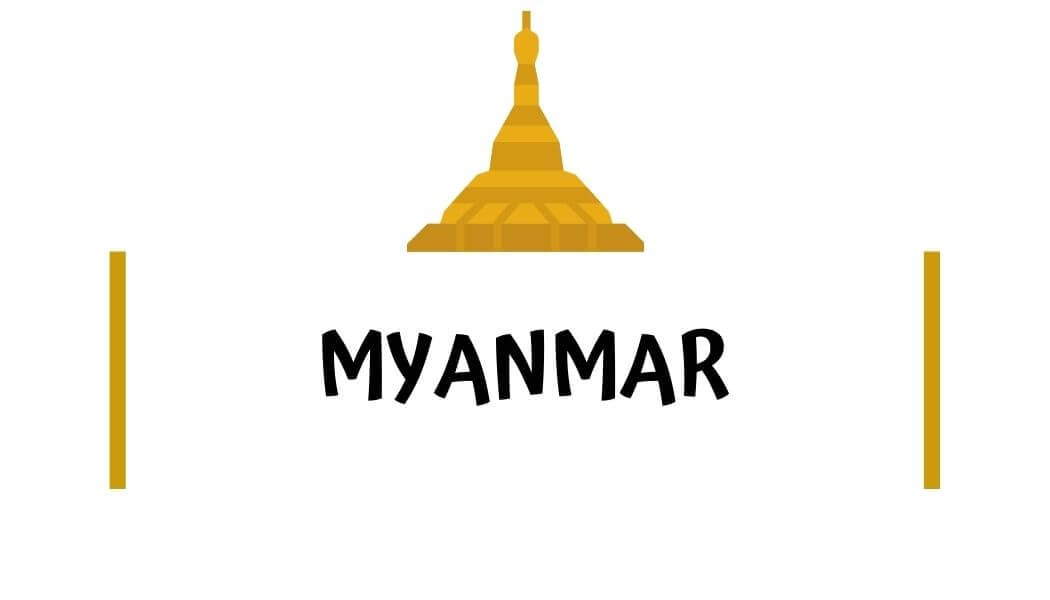 Myanmar Travel guides with I'm Jess traveling