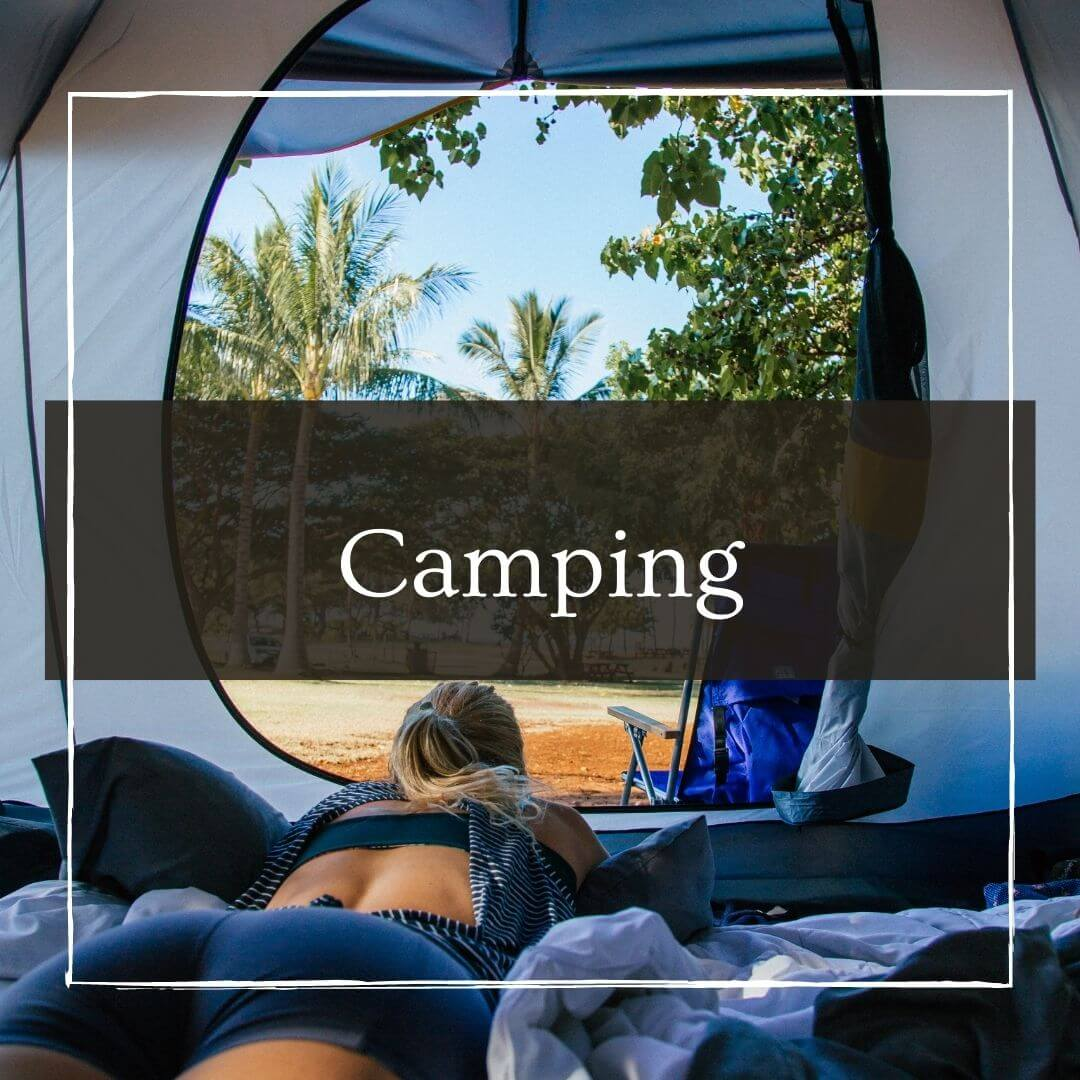 Camping Guides with I'm Jess Traveling