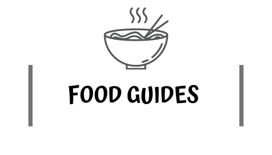 Food guides with I'm Jess Traveling