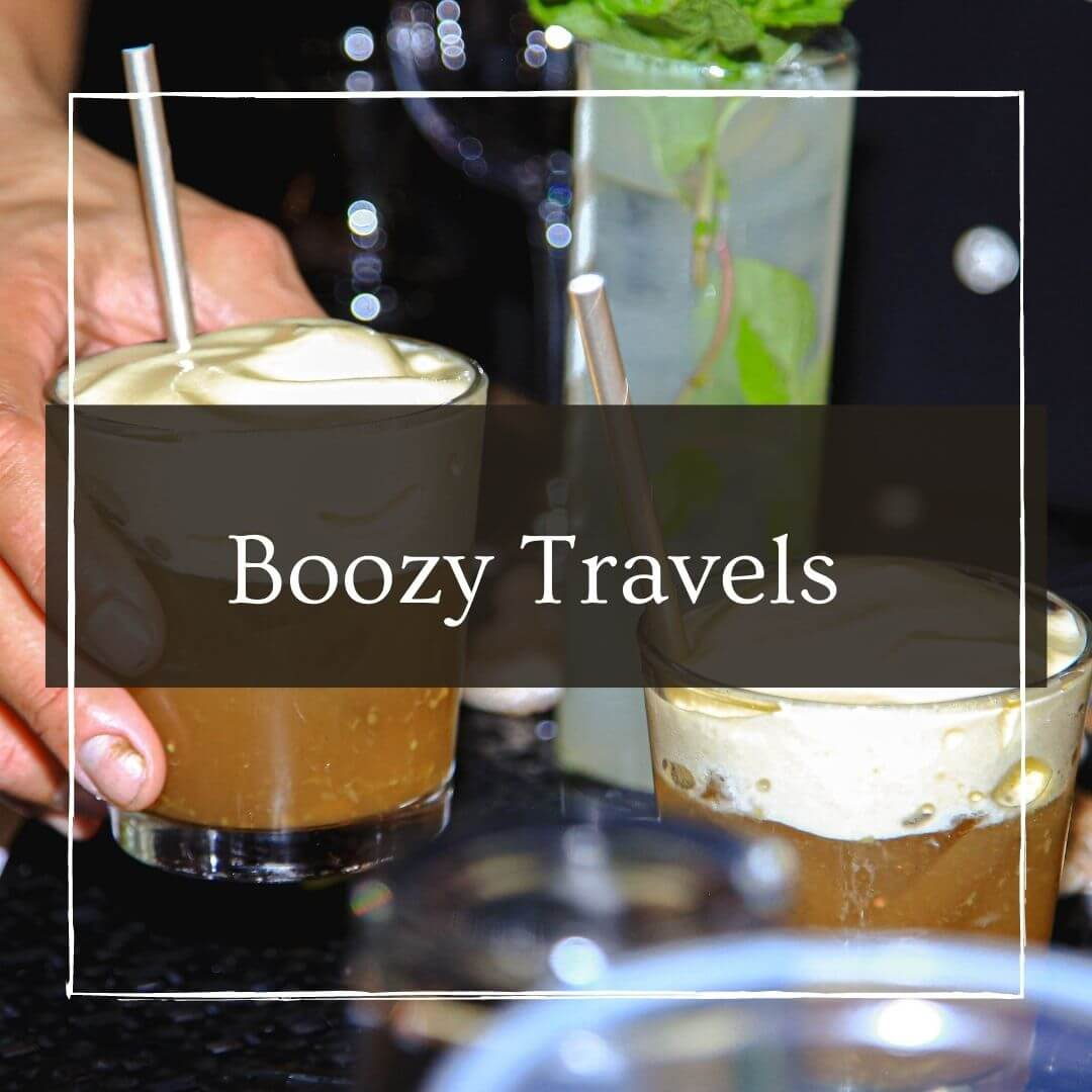 Boozy Travel Guides with I'm Jess Traveling