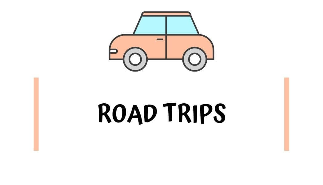 Road trip guides by I'm Jess Traveling