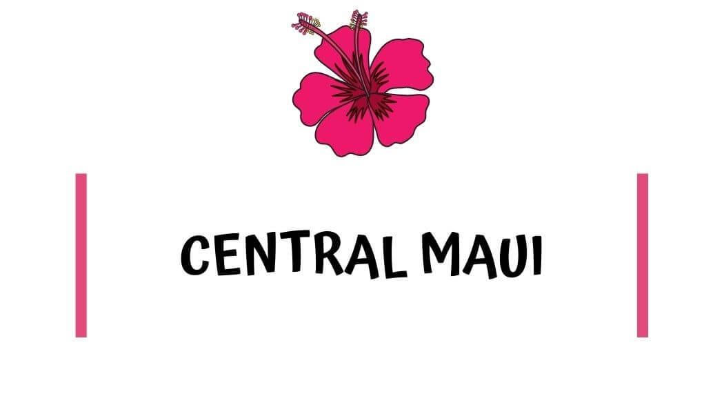 Central Maui Travel Guides with I'm Jess Traveling