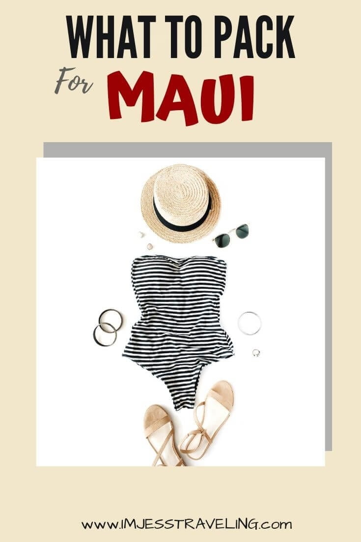What to wear in hawaii