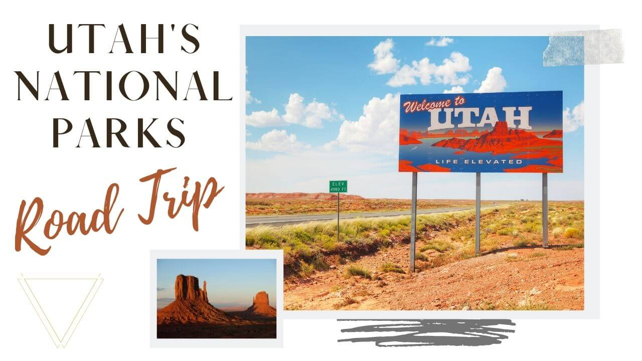 Utah road trip with I'm Jess Traveling