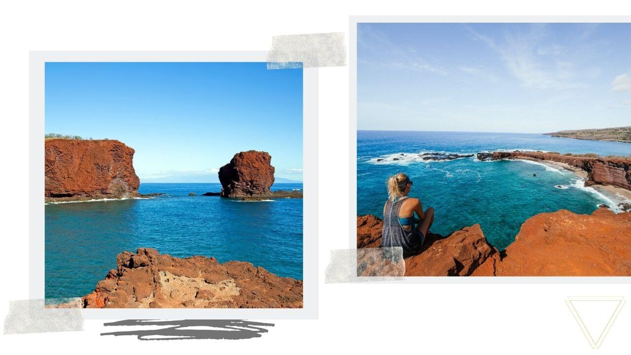 Pictures of Lanai at sweetheart rock