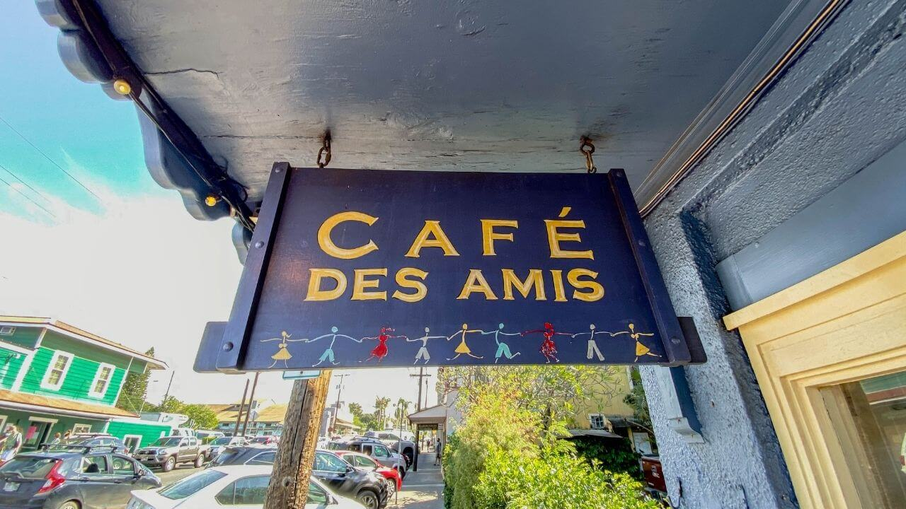 Cafe Des Amis things to do in Paia