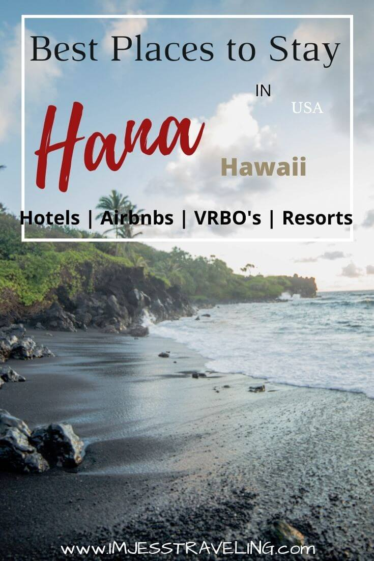 Best Places to stay in Hana Maui