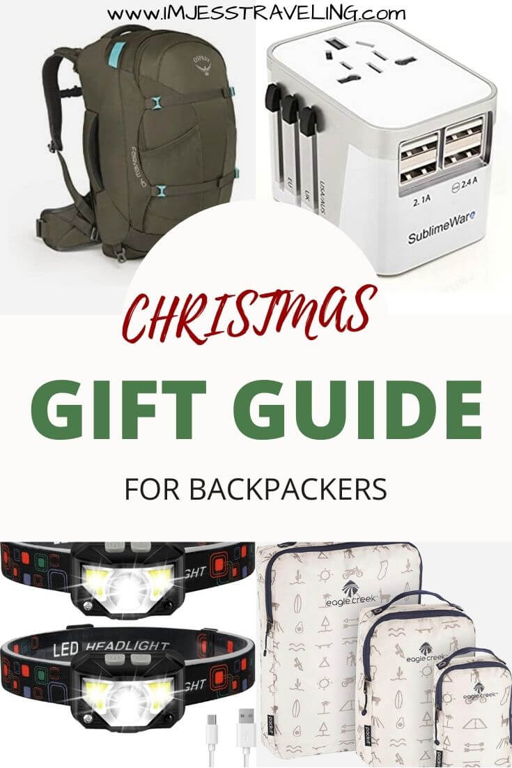 Best Travel Gadgets for Backpackers