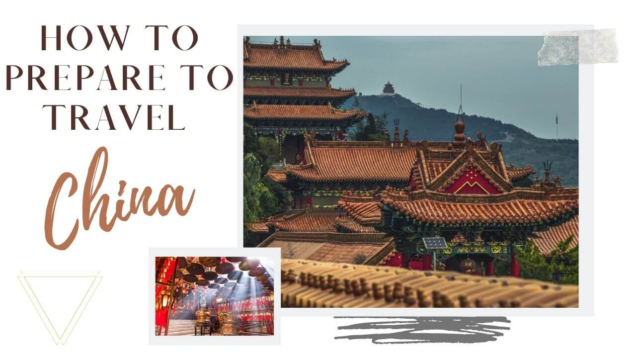 How to Prepare to Travel China with I'm Jess Traveling