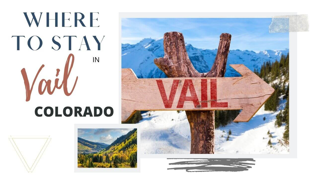 The best places to stay in Vail Colorado
