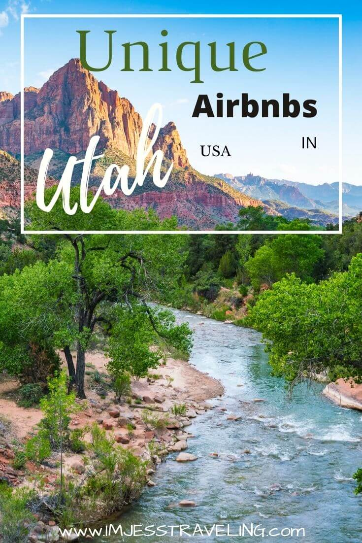 Best places to stay in Utah