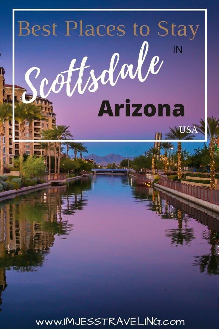 Best places to stay in Scottsdale, Arizona