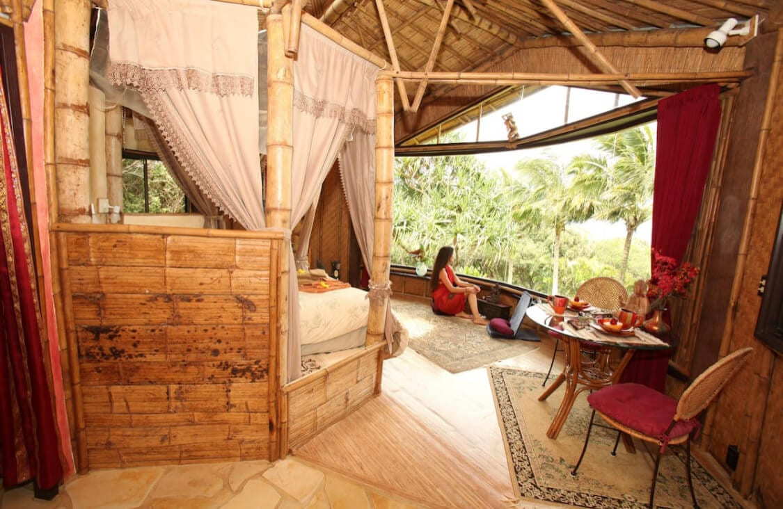 Bamboo Temple Airbnb in Maui
