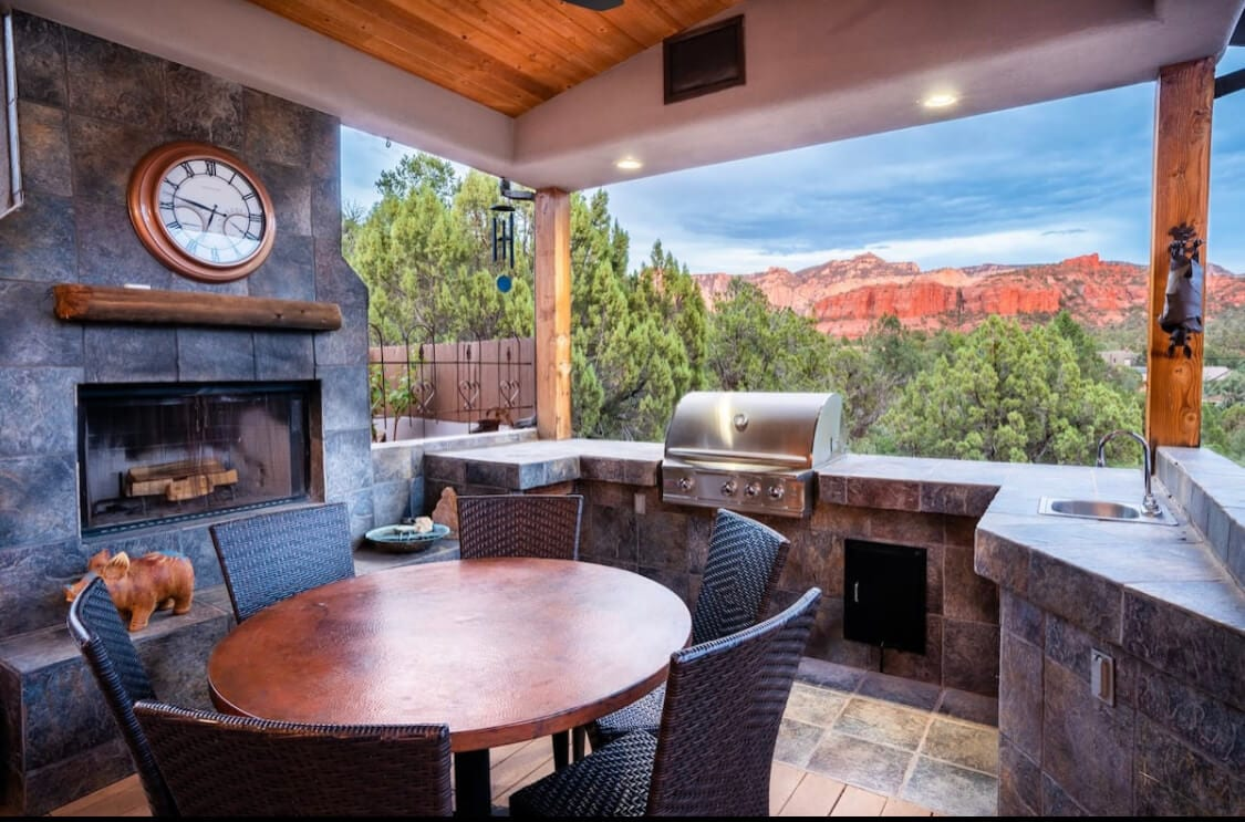 Hiking Trails Home a best airbnbs in Sedona