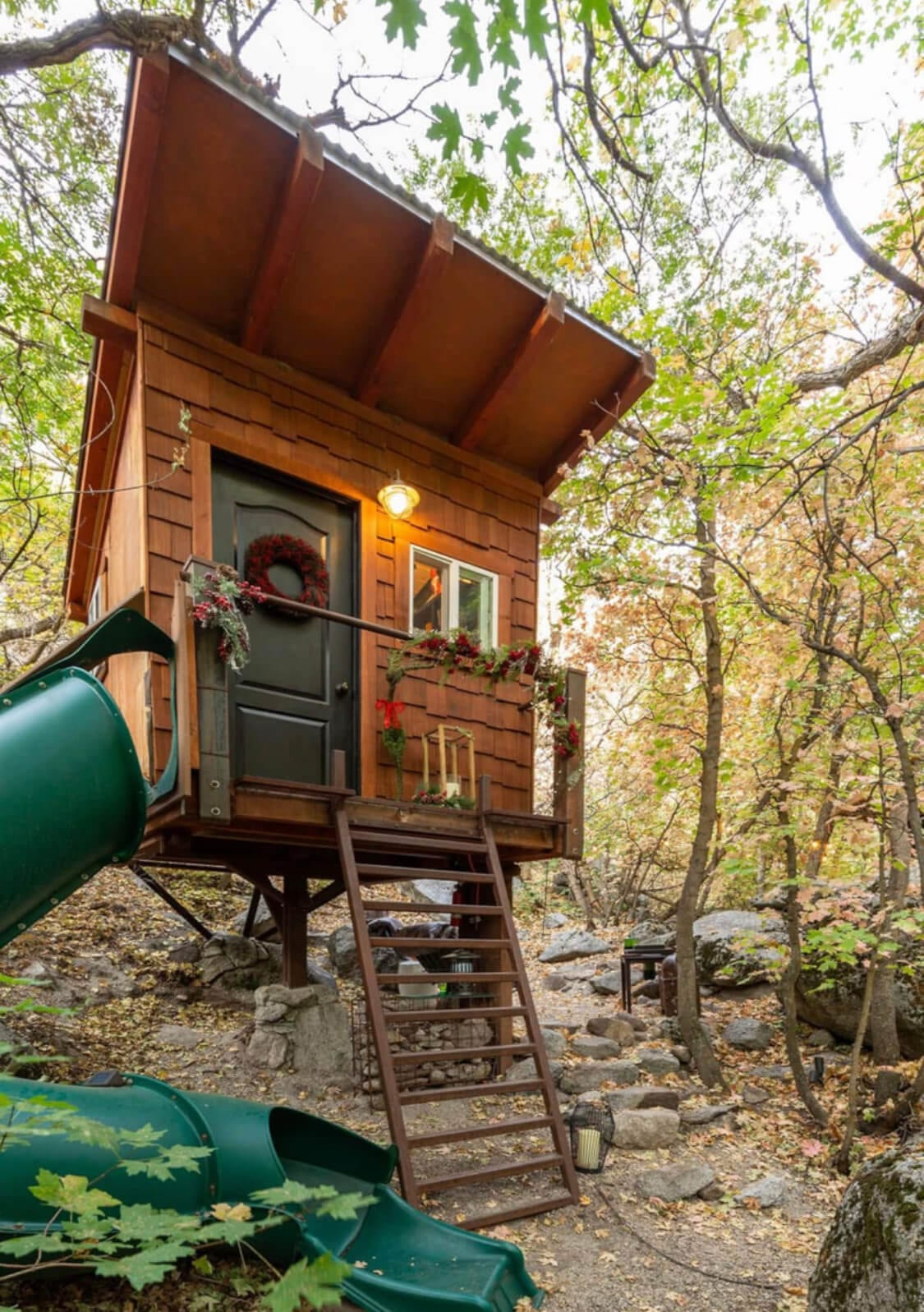 Treehouse Airbnb in Utah rental