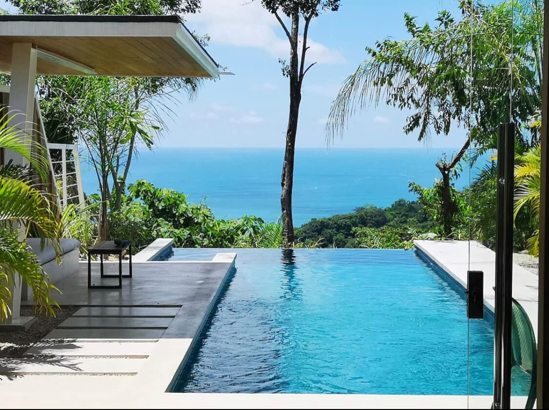 Luxury Airbnbs in Costa Rica
